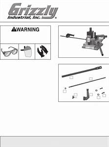 Grizzly Blender T10050 User Guide