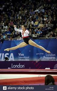 Womens Gymnastics Floor Stock Photos & Womens Gymnastics ...