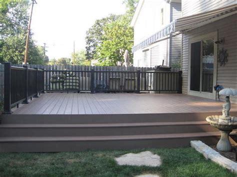 composite decks advantages brands  local deck