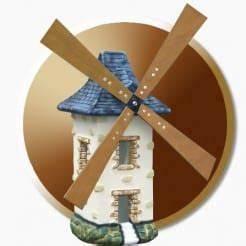 Moulin Deco Jardin : moulin en pierre d co jardin perigord aublet ~ Teatrodelosmanantiales.com Idées de Décoration