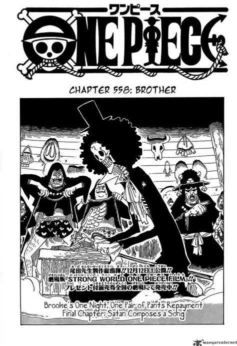 Read One Piece Chapter 558 - MangaFreak