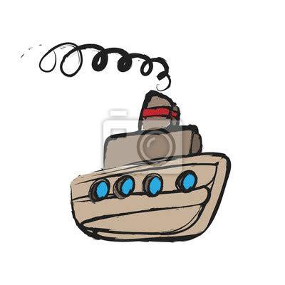 Barcos De Vapor Animados by Barco De Dibujos Animados Vinilos Para Port 225 Tiles