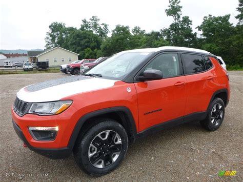 jeep compass trailhawk 2017 colors 2017 spitfire orange jeep compass trailhawk 4x4 121259187