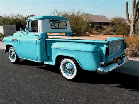 Classic 1957 Chevy Pickup Trucks For Sale Carsforsales