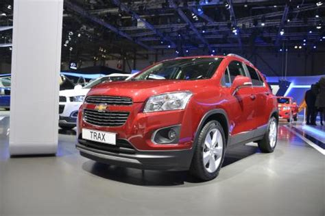 Chevrolet Trax Hd Picture by Chevrolet Trax Geneva 2013 Hd Pictures Automobilesreview