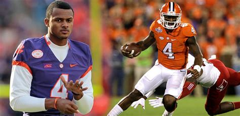 2017 NFL Rookie of The Year - Why Deshaun Watson Will Win