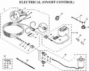99100531 Sno Off Switch Salt Spreader Control