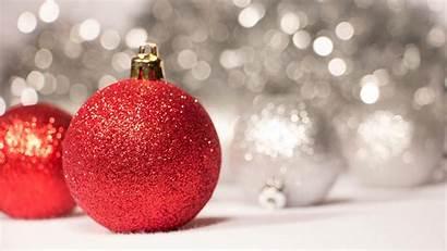 Christmas Ornaments Sparkly Balls Glitter 4k Ornament