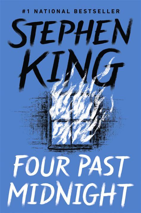 stephen king  releases  striking minimalist artwork