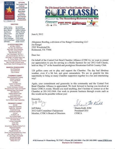 sle letter for sponsorship sle sponsorship letter for charity golf tournament 28 50709