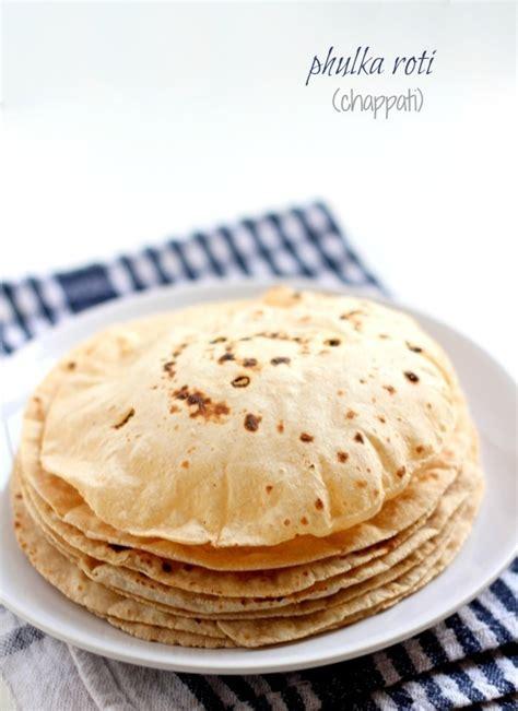 different indian cuisines phulka roti recipe how to phulka chappati at home