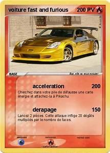 Dessin Fast And Furious : pok mon voiture fast and furious acceleration ma carte pok mon ~ Maxctalentgroup.com Avis de Voitures