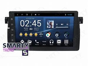 Bmw 3 Series E46 Android Car Stereo Navigation In