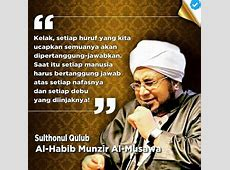Kata Mutiara Habib Umar Quotemutiara