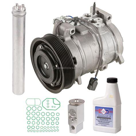 2004 Honda Accord A/C Compressor and Components Kit 2.4L