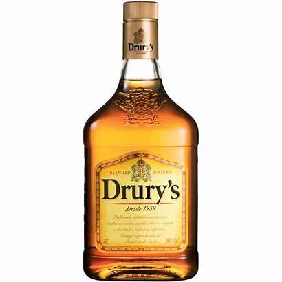 Whisky Drury Drurys Litro 1000ml Nacional Costibebidas