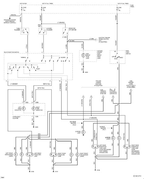 1995 F150 Wiring Harnes by Need Wiring Diagram For 1995 Ford F 150 V 8 Brake Light