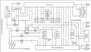 Stereo Wiring Diagram Vy Commodore