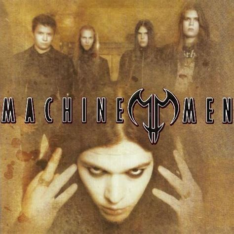 Machine Men  Discography (2003  2007) ( Heavy Metal