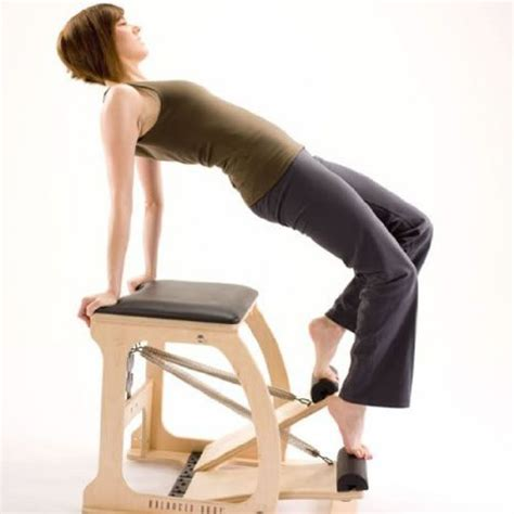 Pilates Chair Exercises by Pilates Chair Pilates Ee