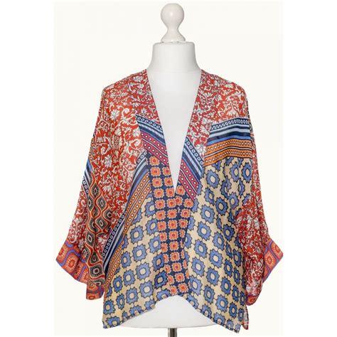 stars patchwork kimono kimpatch
