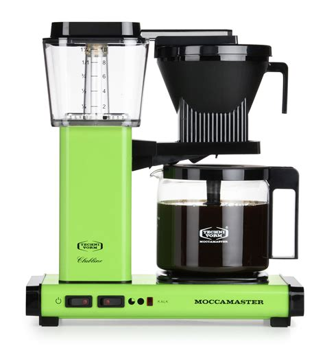 Although even a cheap drip coffee maker can fulfill your basic need for a big, hot pot of coffee first thing in the morning, only a great machine will ensure that your pot also tastes delicious. MoccaMaster Brewed Coffee Maker | Filter coffee machine, Best drip coffee maker, Best coffee maker