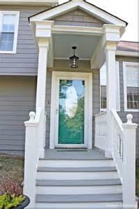 Front Door Paint Colors for Porch