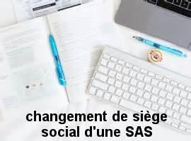 changement siege social sarl annonces legales changement de si 232 ge social le l 233 galiste