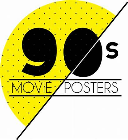 90s Posters Movies Behance Tribute Bring Various