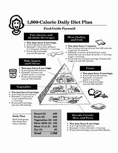 1 800 Calorie Daily Diet Plan Free Download