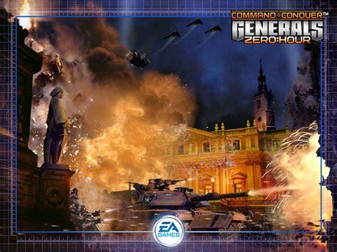 command conquer generals zero hour usa concept game mod darkest pc mods moddb prague mission db