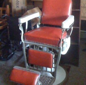 emil j paidar porcelain barber chair antique emil j paidar barber chair reclining mechanism and