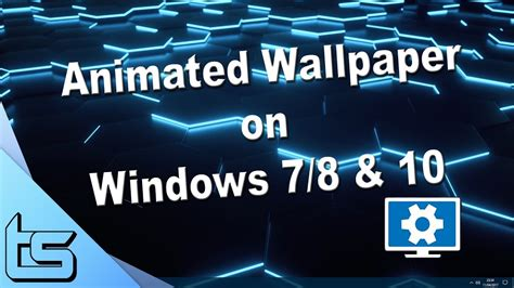 Monitor Animated Wallpaper - animated windows 10 background on monitors