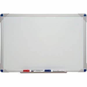 Grand Tableau Blanc : tableau blanc effacable grand format ~ Teatrodelosmanantiales.com Idées de Décoration