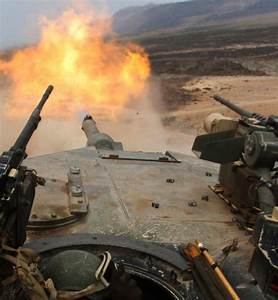 Epic Shots Of Army Tanks In Action | Others
