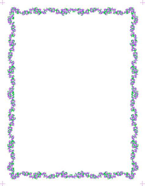 wedding page border   clip art