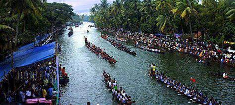 Snake Boat Race In Kerala by Vallam Kali Kerala Snake Boat Races