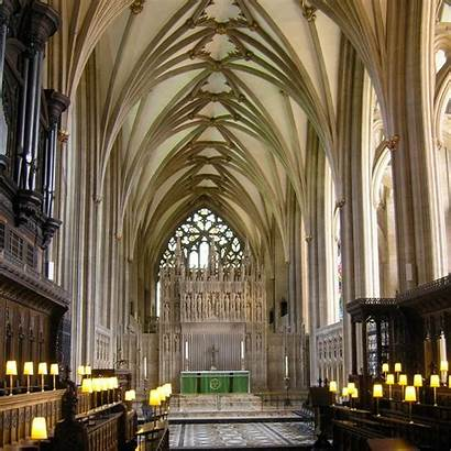 Bristol Cathedral Interior Diocese Churches