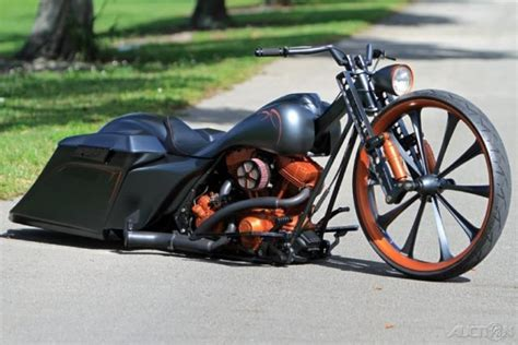 2015 Ah Custom Bagger, Air Ride, 30