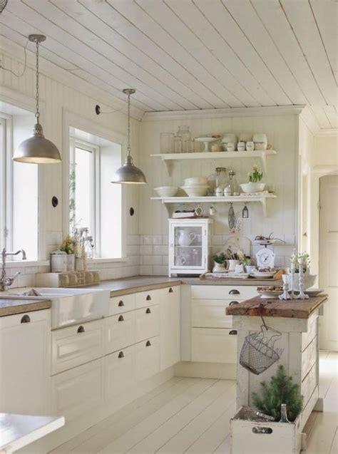 photos cuisine blanche la cuisine blanche et bois en 102 photos inspirantes