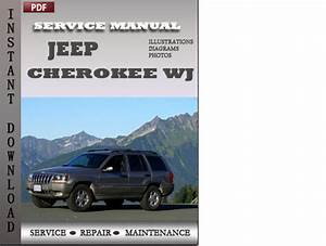 Jeep Grand Cherokee Wj Factory Service Repair Manual