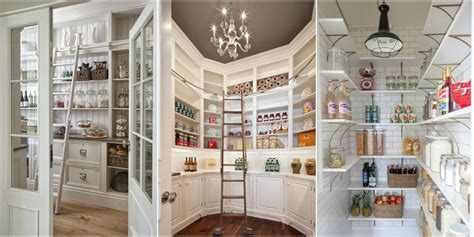 Stylish Pantry Ideas
