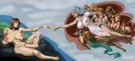 creation of eve by graveety hentai foundry