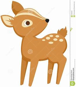 Clip Art Baby Fawn Clipart - Clipart Suggest