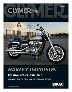 Clymer Manual Harley