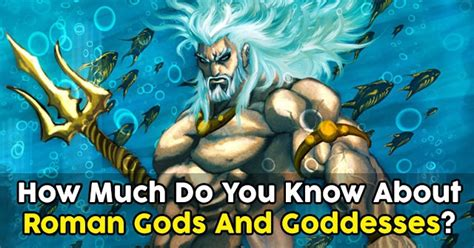 How Much Do You Know About Roman Gods And Goddesses? Quizpug