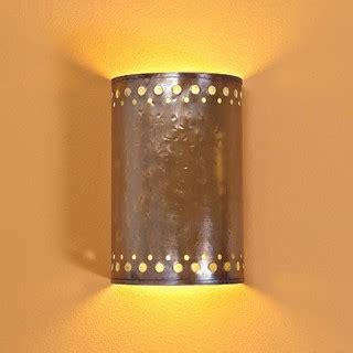 hammered copper indoor wall sconce wall sconces  shades  light