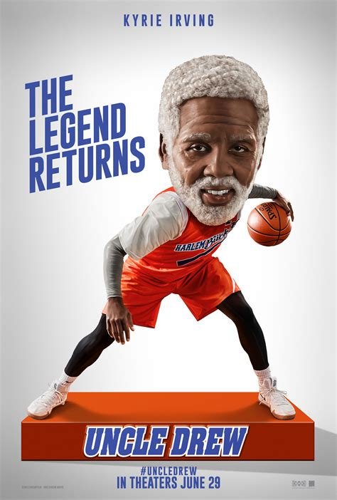 New Uncle Drew Character Posters Released | Nothing But Geek