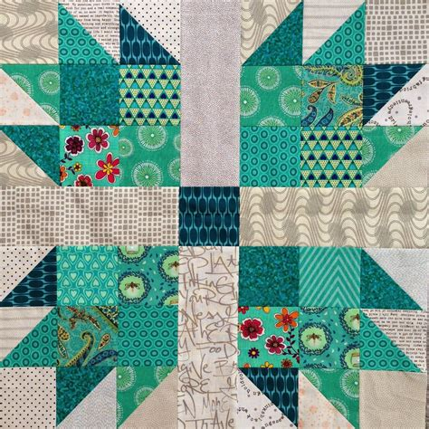 scrappy bear paw quilt  images bear paw quilt