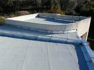 étanchéité Terrasse Goudron : etancheite toit terrasse goudron amazing finest prix m ~ Melissatoandfro.com Idées de Décoration